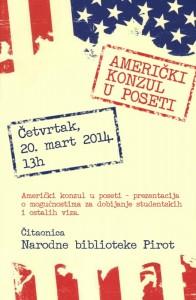Plakat2 Američki konzul by mixapirgossi